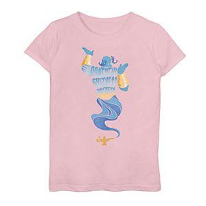 Disney's Aladdin Girls 6-16 Powerful Genie Top