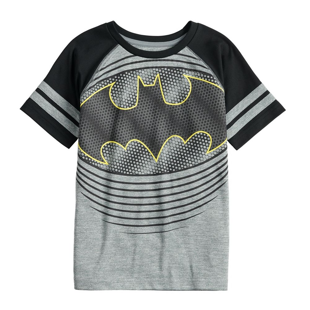 Boys 4-12 Jumping Beans® DC Comics Batman Active Raglan Tee
