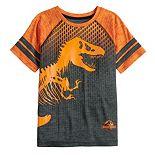 Boys 4-12 Jumping Beans® Dinosaur Skeleton Raglan Tee