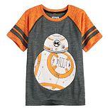 Boys 4-12 Jumping Beans® Star Wars BB8 Raglan Tee