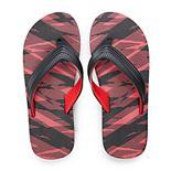 Boys Tek Gear® Printed Flip Flop Sandals