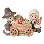 """Precious Moments """"We Are So Blessed"""" Thanksgiving Figurine"""