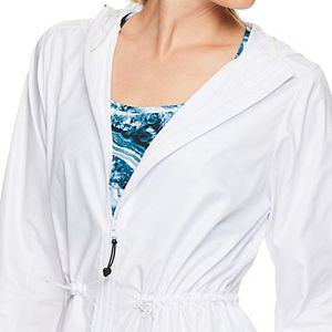 Women's Gaiam Hooded Anorak Jacket