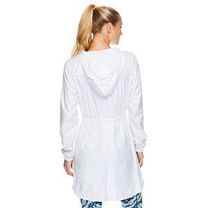 Women's Gaiam Hooded Anorak Jacket