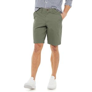 Men's Sonoma Goods For Life® All-Day Comfort Flat-Front Chino Shorts