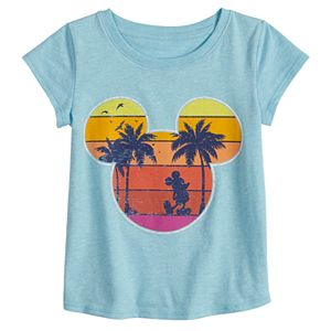 Disney's Mickey Mouse Baby Tropical Graphic Tee by Family Fun
