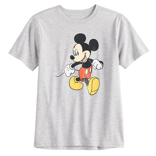 Disney's Mickey Mouse Boys 8-20 Graphic Tee by Family Fun™