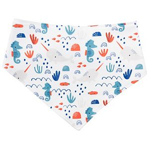 Baby Mac & Moon 3-Pack Bandanna Bibs