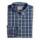 Men's Croft & Barrow® Athletic-Fit Easy-Care Button-Down Collar Dress Shirt