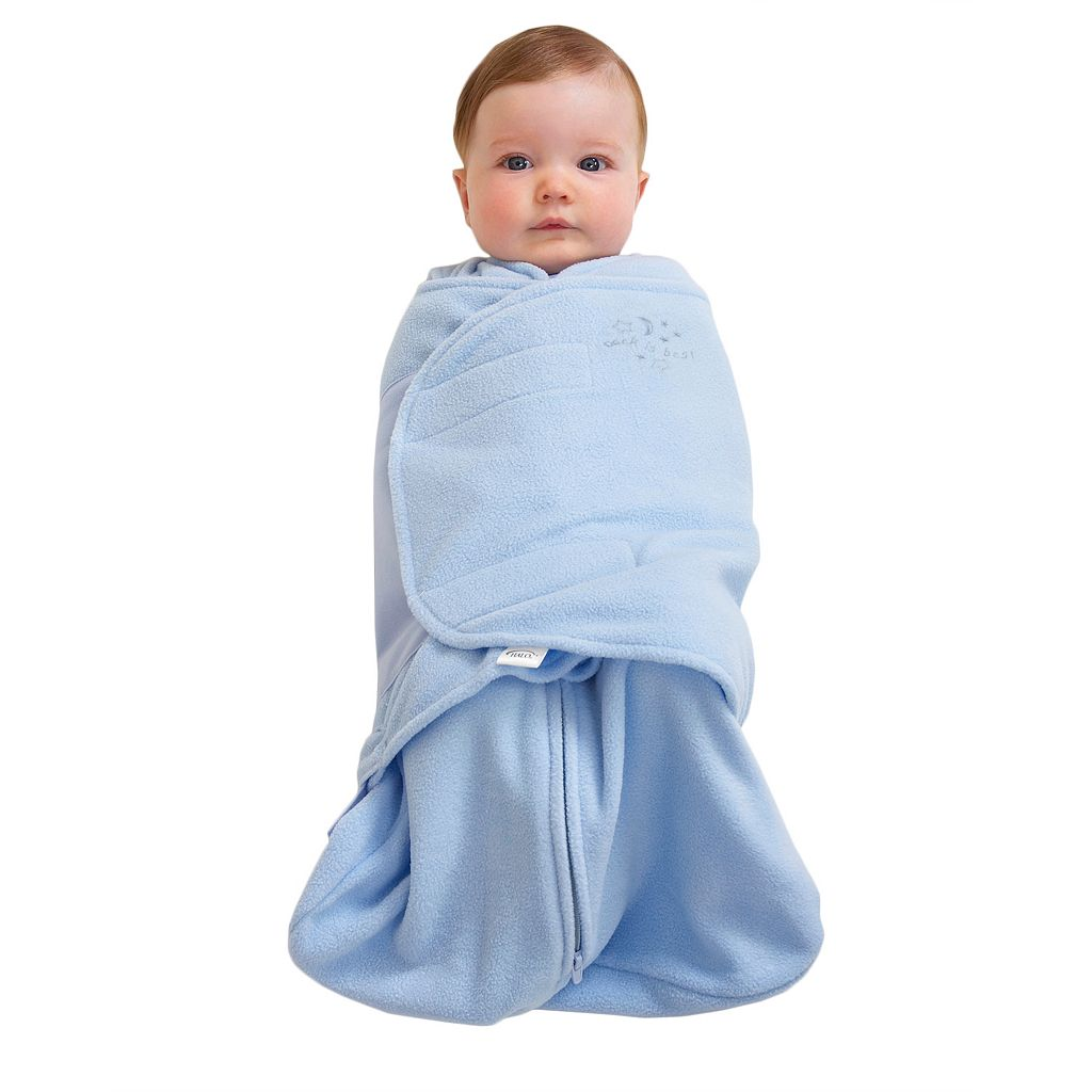 HALO Fleece SleepSack Swaddle