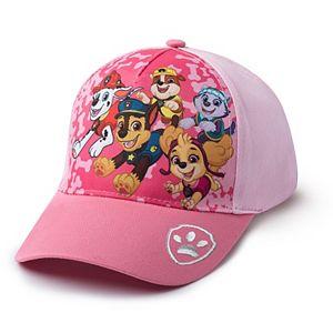 Toddler Girl Paw Patrol Baseball Hat