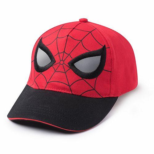 Toddler Marvel Spider-Man Baseball Hat
