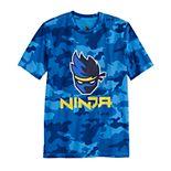 Boys 8-20 Ninja Graphic Tee