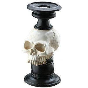 National Tree Company Skull Candle