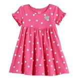 Toddler Girl Jumping Beans® Ruffle Babydoll Dress