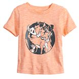 Disney's The Lion King Baby Boy Timon & Pumba Slubbed Graphic Tee by Jumping Beans®