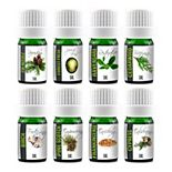 Aroma2Go Plant-Based Essential Oils 8-Piece Set