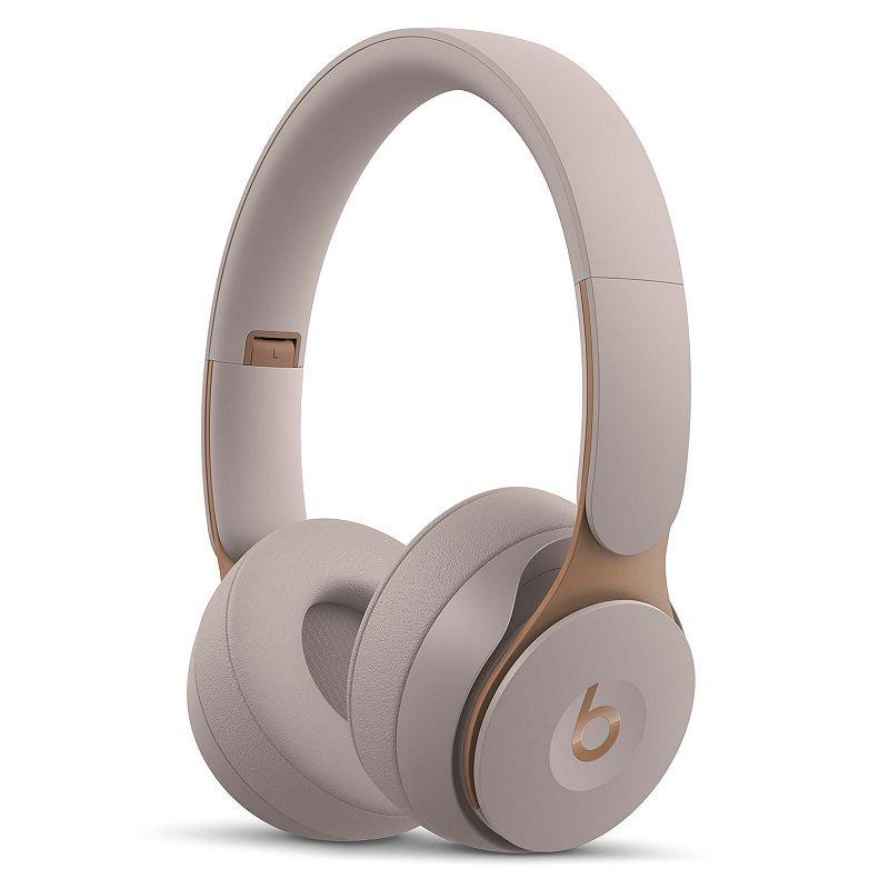 Beats Solo Pro On-Ear Wireless Headphones - Gray