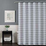 Truly Soft Maddow Stripe Shower Curtain