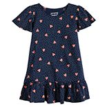 Toddler Girl Jumping Beans® Drop-Waist Dress