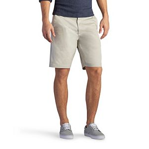 Men's Lee® Extreme Comfort Flat-Front Shorts