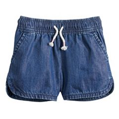 Size 2T-12 Jumping Beans Boys 3 Pack Shorts Toddler - Little Boys