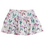 Toddler Girl Jumping Beans® Tiered Skort