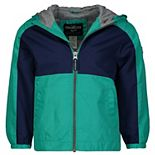 Toddler Boy OshKosh B'gosh® Green Colorblock Windbreaker