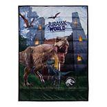 Kids Jurassic World Living Fossils Weighted Blanket