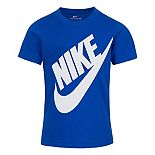 Boys 4-7 Nike Logo Graphic Tee