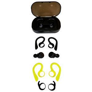 iLive True Wireless Waterproof Earbuds with Case