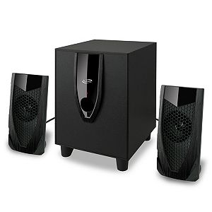 iLive 2.1 CH Bluetooth Speaker System with Subwoofer