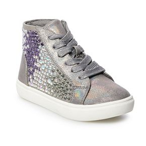 SO® Gwyn Girls' High Top Shoes