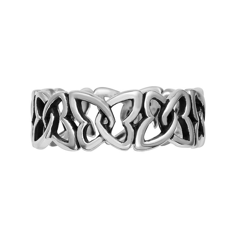 PRIMROSE Sterling Silver Butterfly Ring, Women's, Size: 9