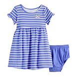 Baby Girl Jumping Beans® Babydoll Dress