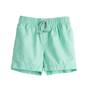 Baby Boy Jumping Beans Pull-On Woven Short