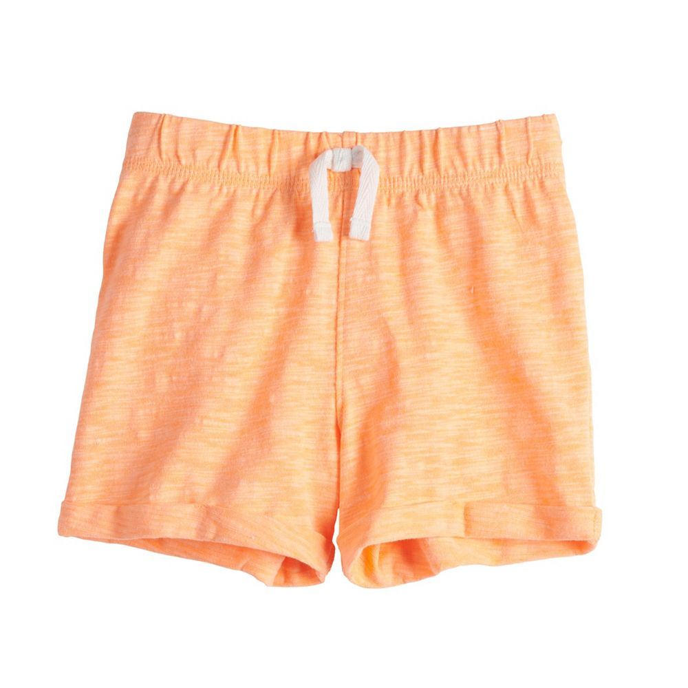 Baby Boy Jumping Beans® Roll Cuff Knit Short