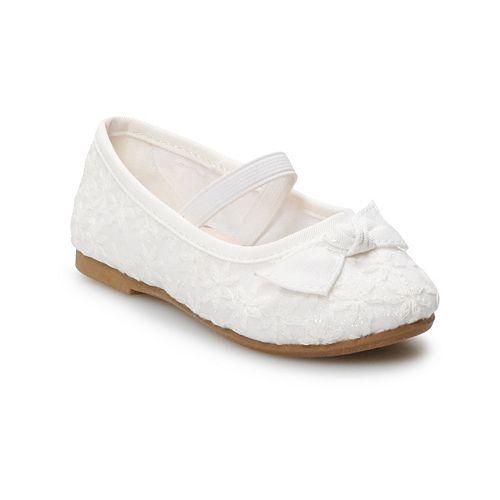 Jumping Beans® Toddler Girls' Ballet Flats