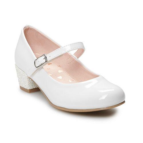 SO® Claudie Girls' Mary Jane Heels