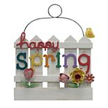 Celebrate Easter Together Happy Spring Wall Decor