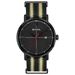 Bulova Men's Aerojet NATO Strap Watch - 98B340