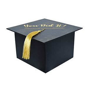 New View Gifts & Accessories You Did It! Card Box