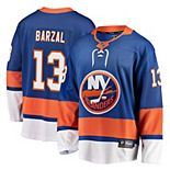 Youth Fanatics Branded Mathew Barzal Royal New York Islanders Home Replica Player Jersey