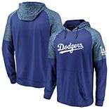 Men's Fanatics Branded Royal Los Angeles Dodgers Made to Move Pullover Hoodie
