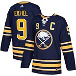 Jack Eichel Buffalo Sabres adidas Home Authentic Player Jersey - Navy