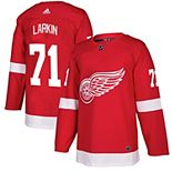 Men's adidas Dylan Larkin Red Detroit Red Wings Authentic Player Jersey