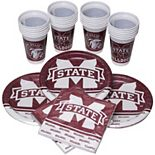 Mississippi State Bulldogs Party Pack for 24