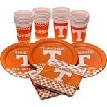 Tennessee Volunteers Party Pack for 24
