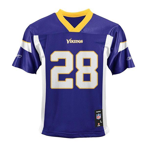 Reebok Minnesota Vikings Adrian Peterson Jersey - Boys