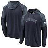 Men's Fanatics Branded Navy New York Yankees Made to Move Pullover Hoodie